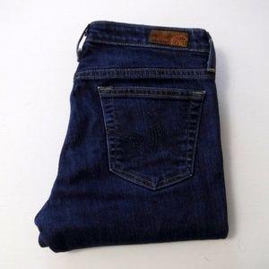 AG Adriano Goldschmied Premiere Skinny Jeans 27 R